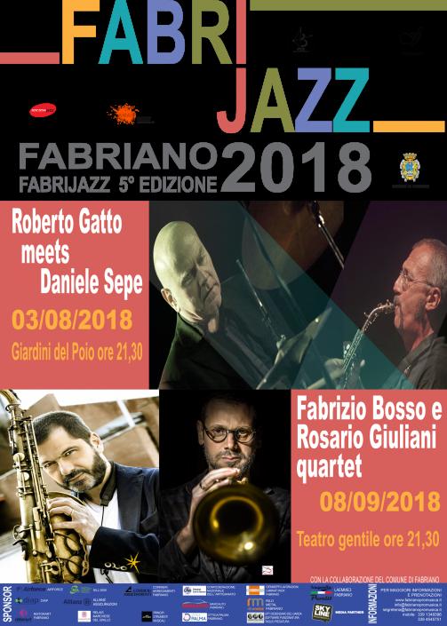 FabriJazz 2018