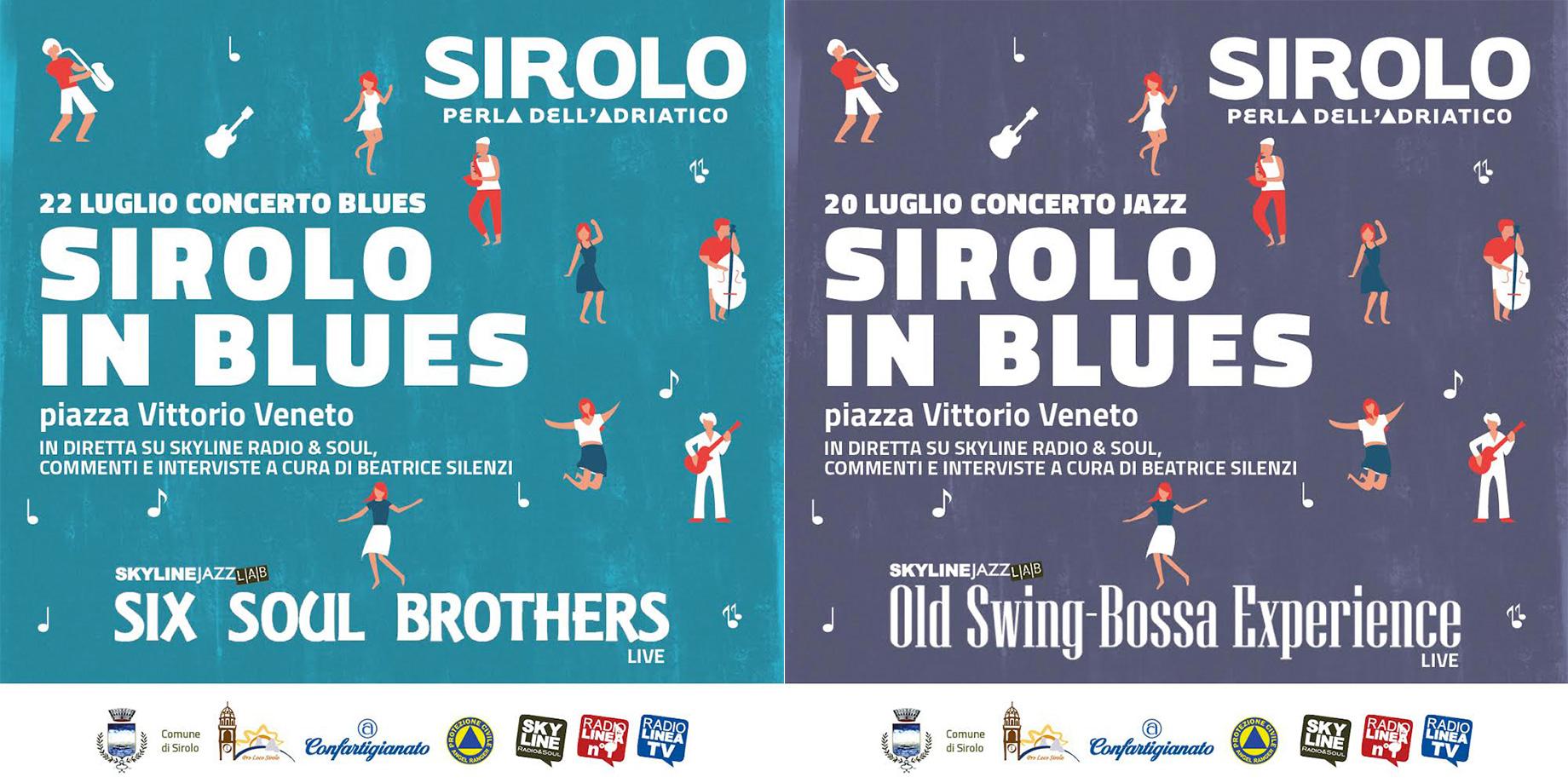 Sirolo in Blues